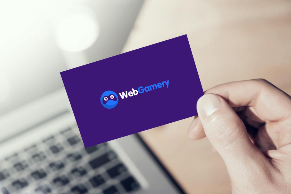 Sample branding #3 for Webgamery