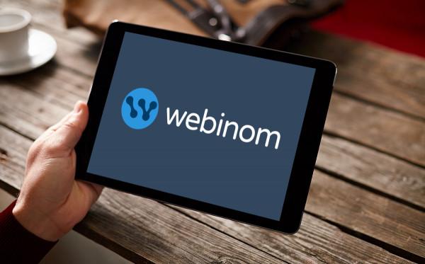 Sample branding #2 for Webinom