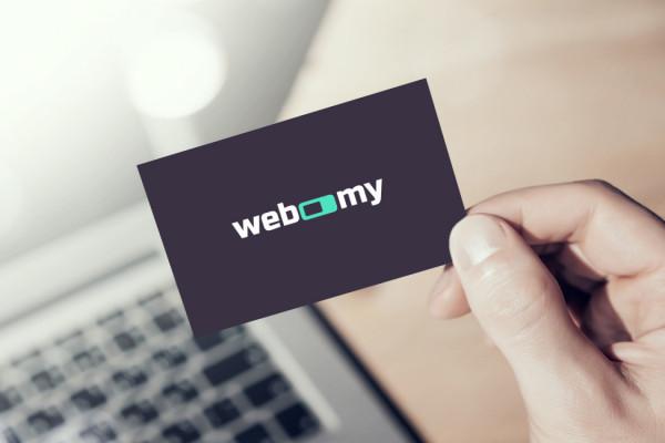 Sample branding #1 for Webomy