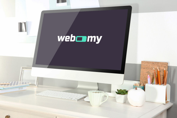 Sample branding #3 for Webomy
