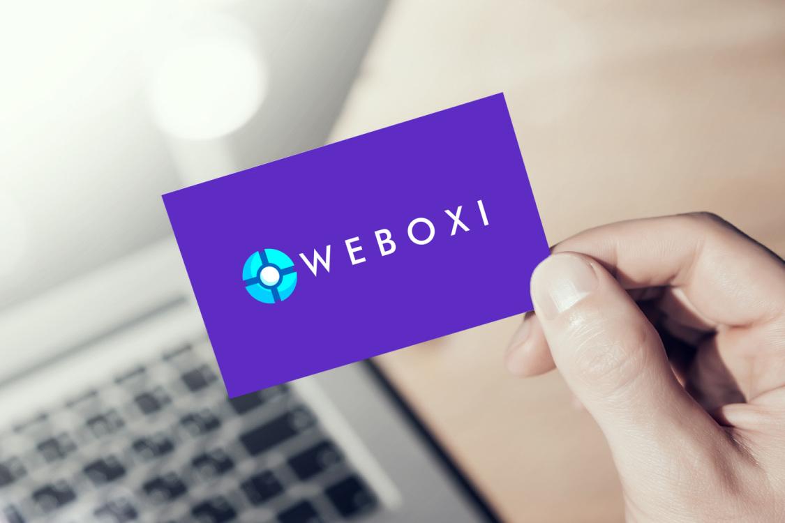 Sample branding #2 for Weboxi