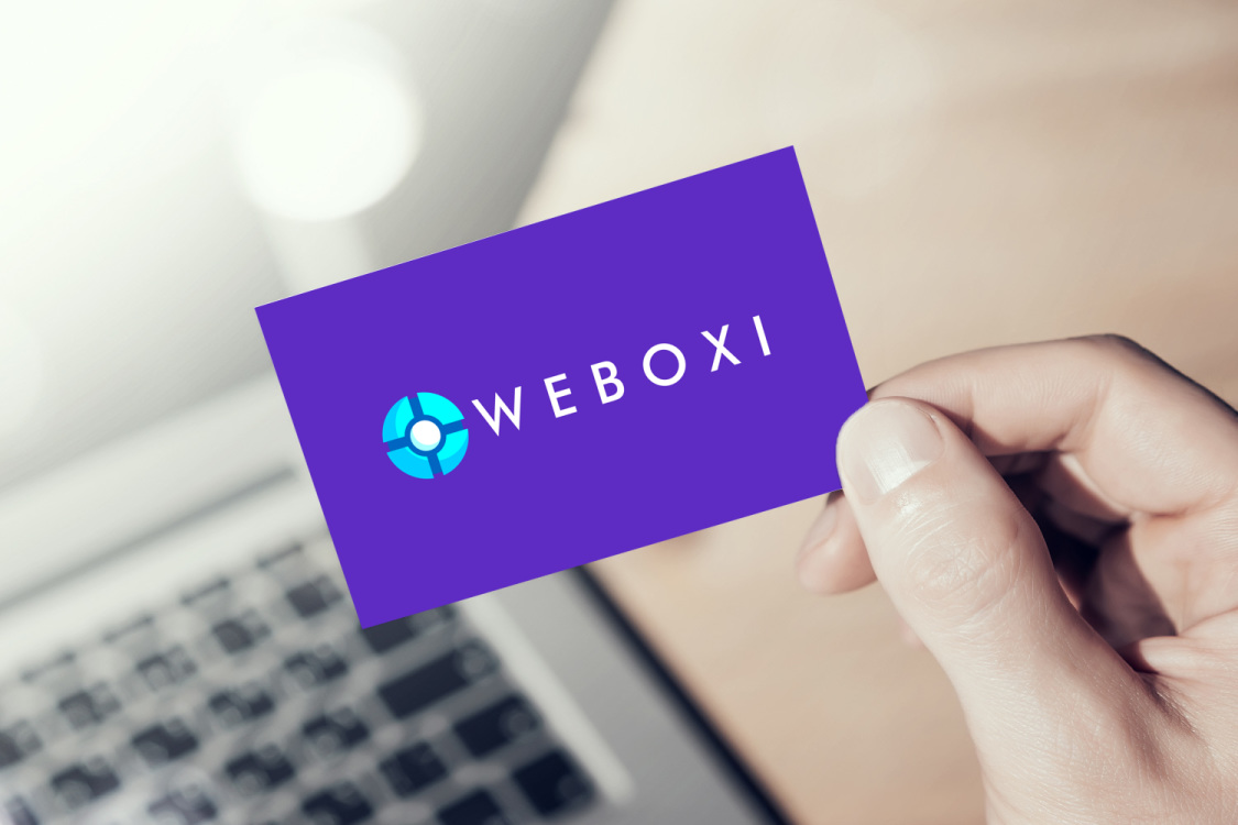 Sample branding #2 for Weboxi