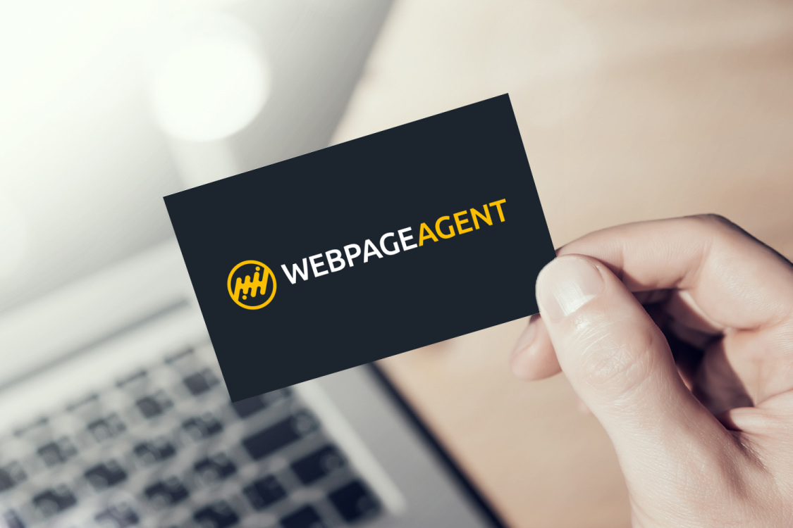 Sample branding #3 for Webpageagent