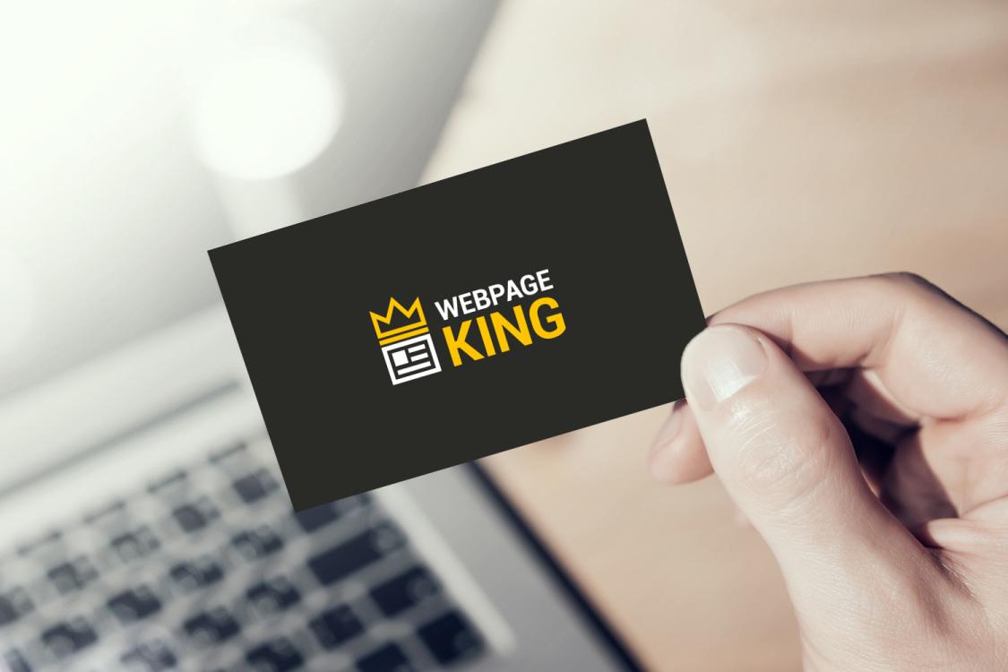 Sample branding #2 for Webpageking