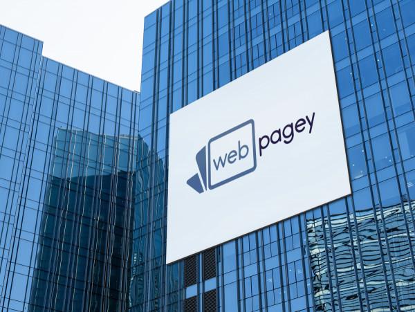 Sample branding #2 for Webpagey