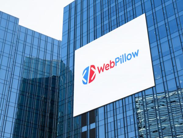 Sample branding #1 for Webpillow