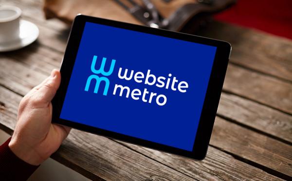 Sample branding #2 for Websitemetro