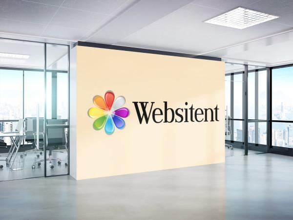 Sample branding #1 for Websitent