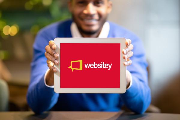 Sample branding #3 for Websitey