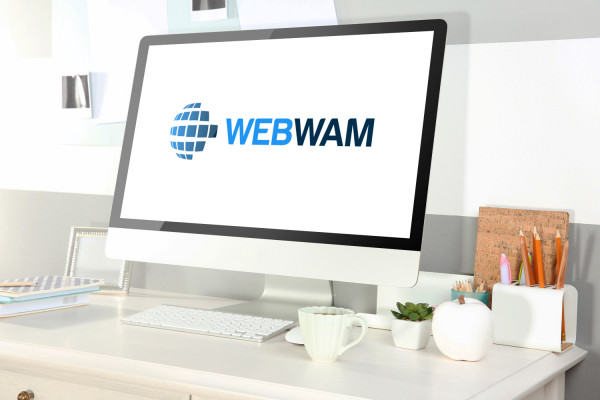 Sample branding #2 for Webwam