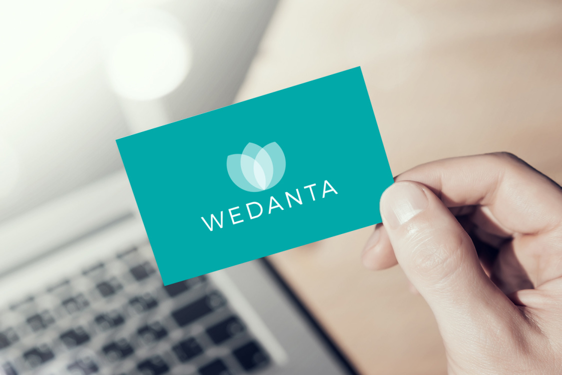 Sample branding #1 for Wedanta