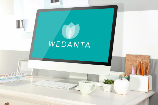 Sample branding #3 for Wedanta