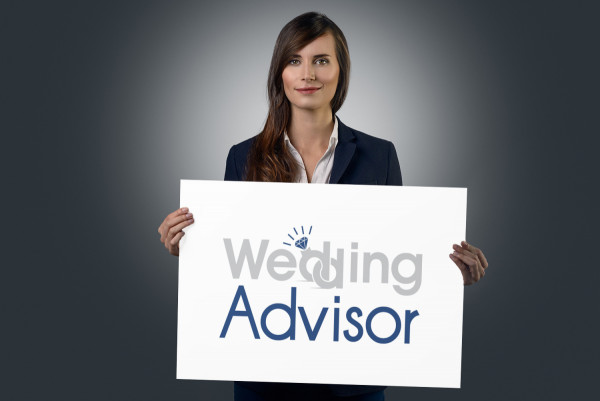 Sample branding #2 for Weddingadvisor
