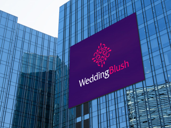 Sample branding #1 for Weddingblush