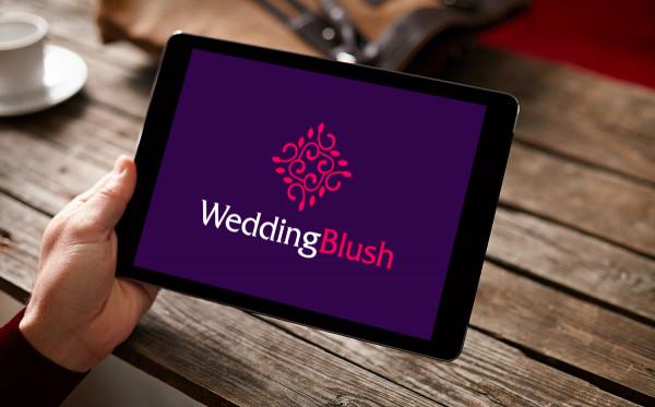Sample branding #2 for Weddingblush