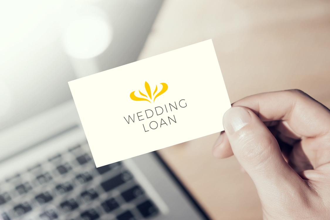 Sample branding #3 for Weddingloan