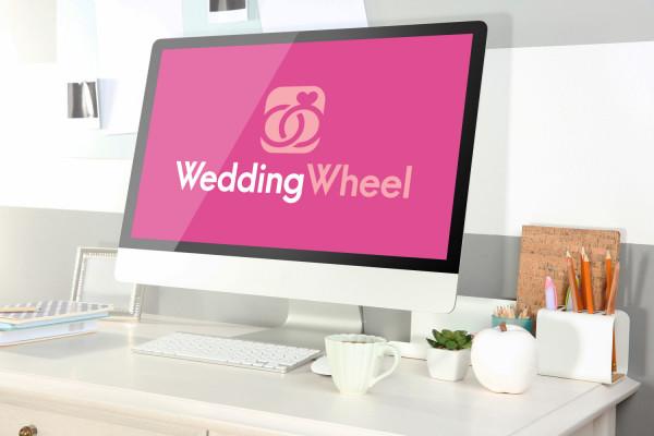 Sample branding #3 for Weddingwheel