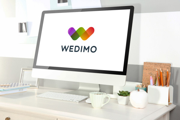 Sample branding #1 for Wedimo