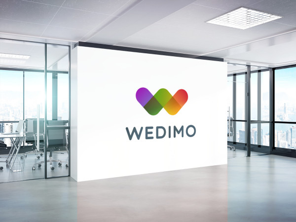 Sample branding #2 for Wedimo