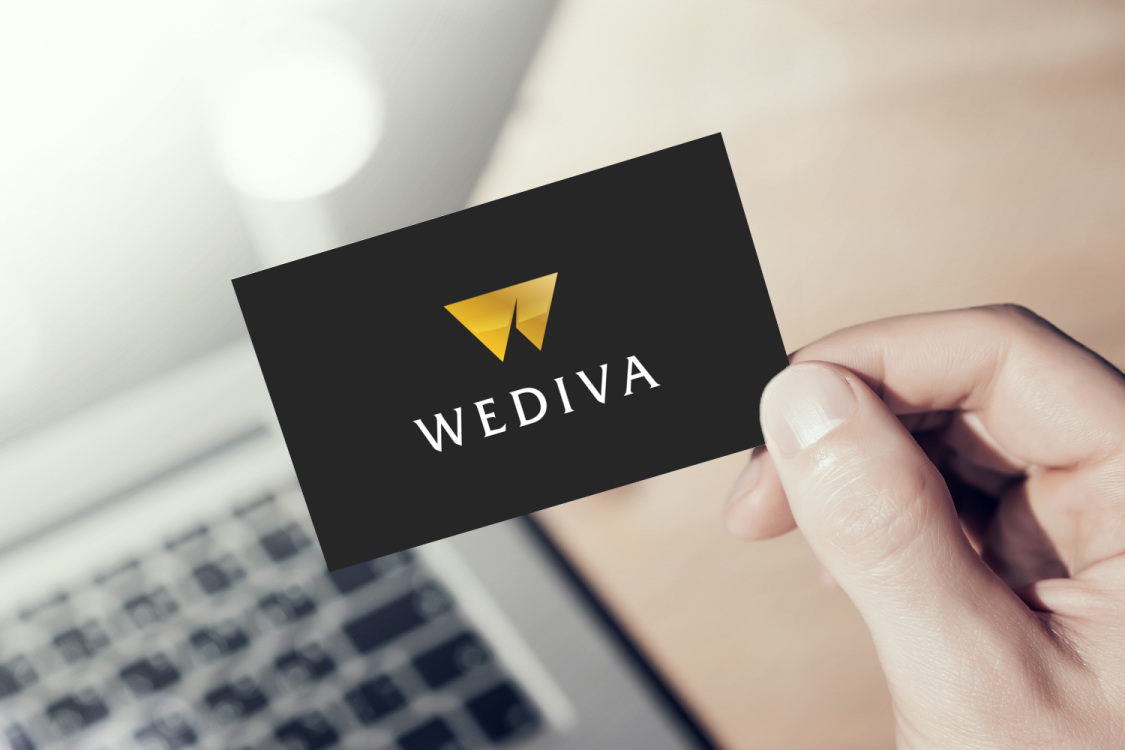 Sample branding #2 for Wediva
