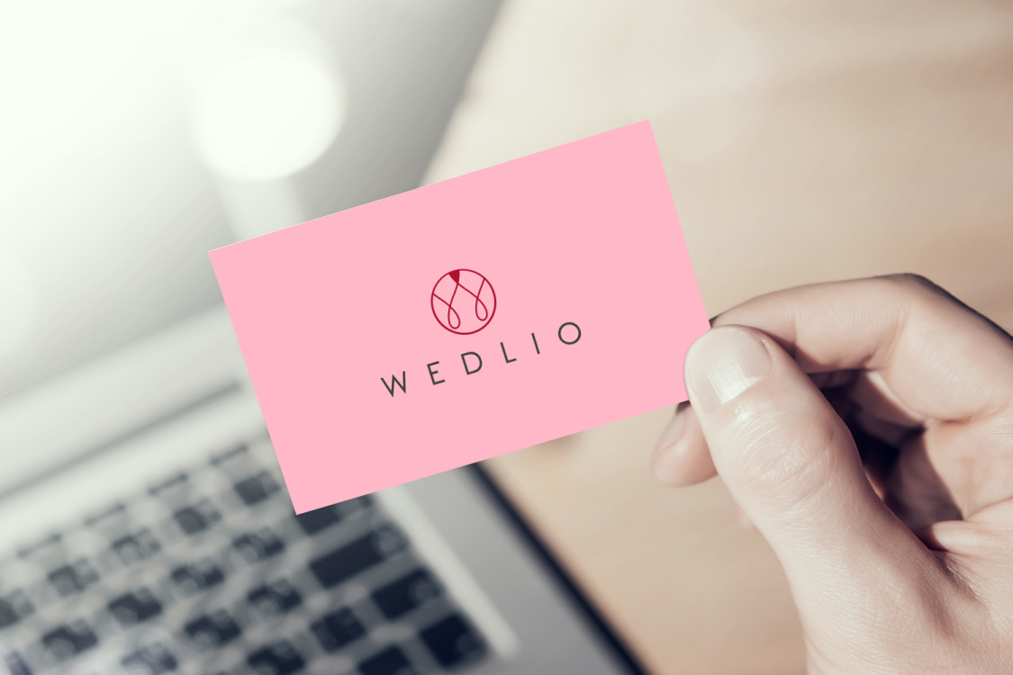 Sample branding #1 for Wedlio