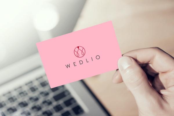Sample branding #2 for Wedlio