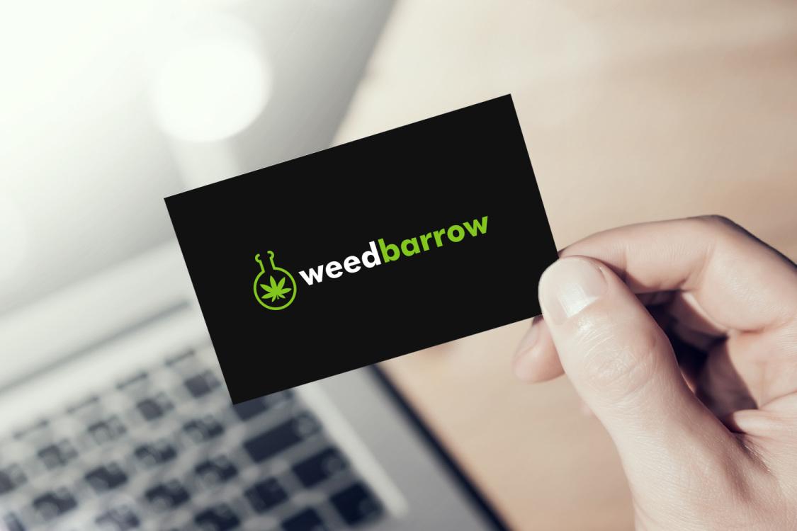 Sample branding #2 for Weedbarrow