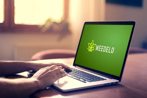 Sample branding #1 for Weedelo