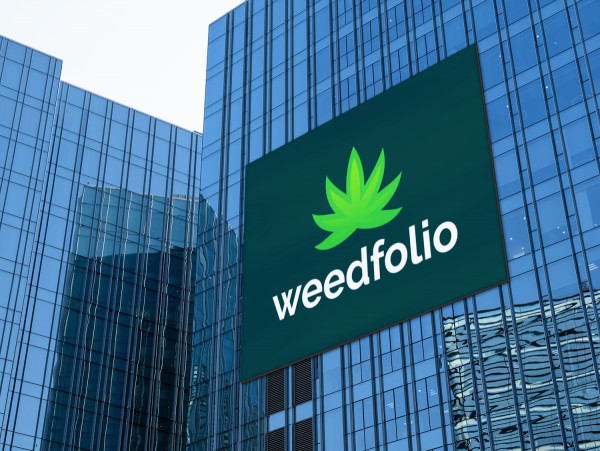 Sample branding #2 for Weedfolio