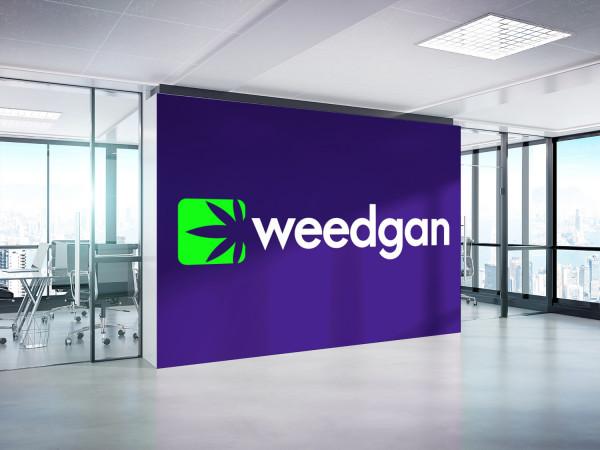 Sample branding #3 for Weedgan