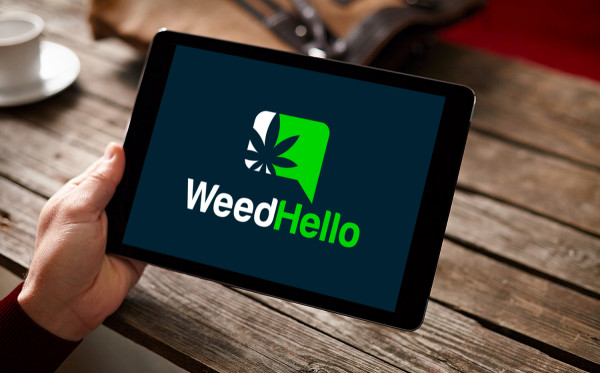 Sample branding #3 for Weedhello