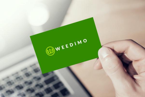 Sample branding #2 for Weedimo