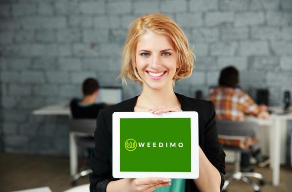 Sample branding #1 for Weedimo