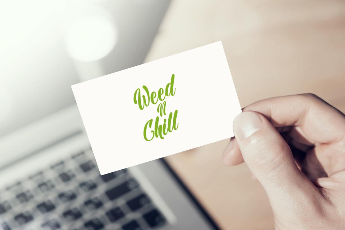 Sample branding #1 for Weednchill