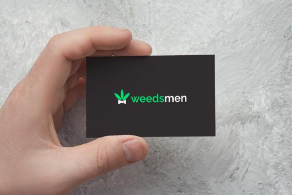 Sample branding #1 for Weedsmen