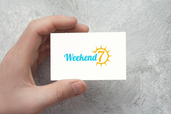 Sample branding #2 for Weekend7