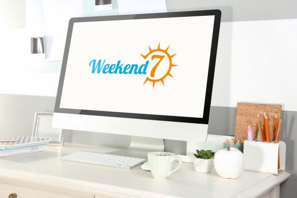 Sample branding #3 for Weekend7