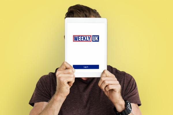 Sample branding #2 for Weeklyuk
