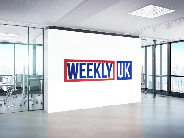 Sample branding #3 for Weeklyuk