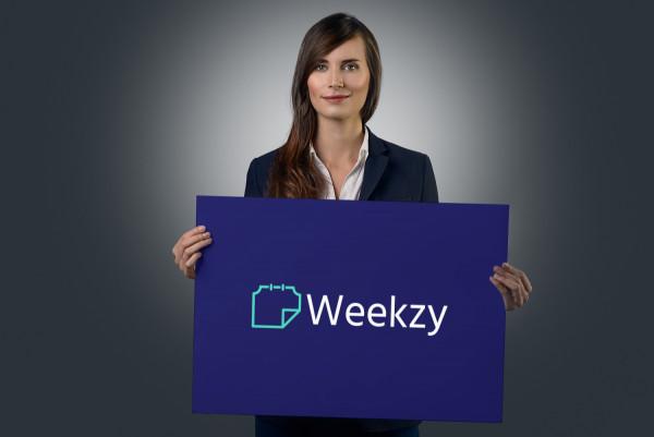 Sample branding #3 for Weekzy