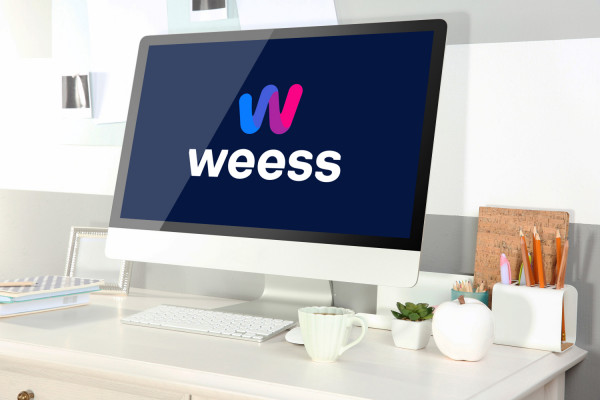 Sample branding #1 for Weess