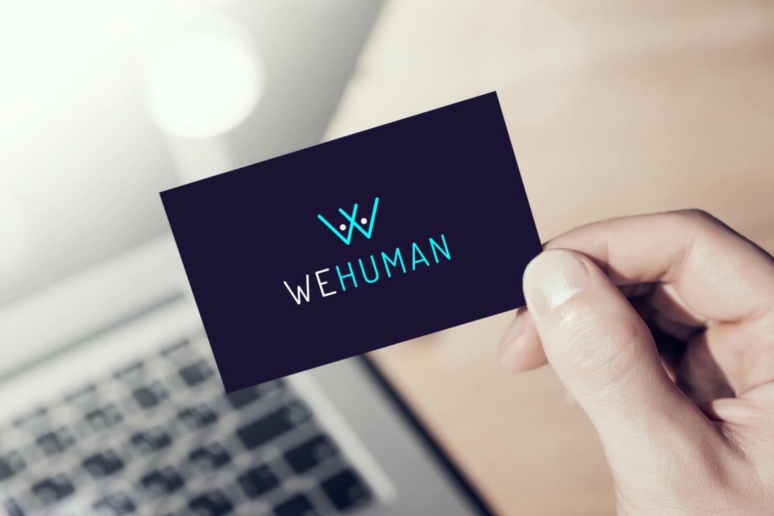 Sample branding #3 for Wehuman