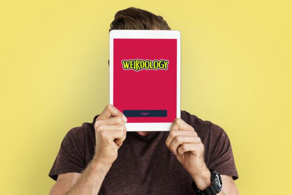 Sample branding #1 for Weirdology