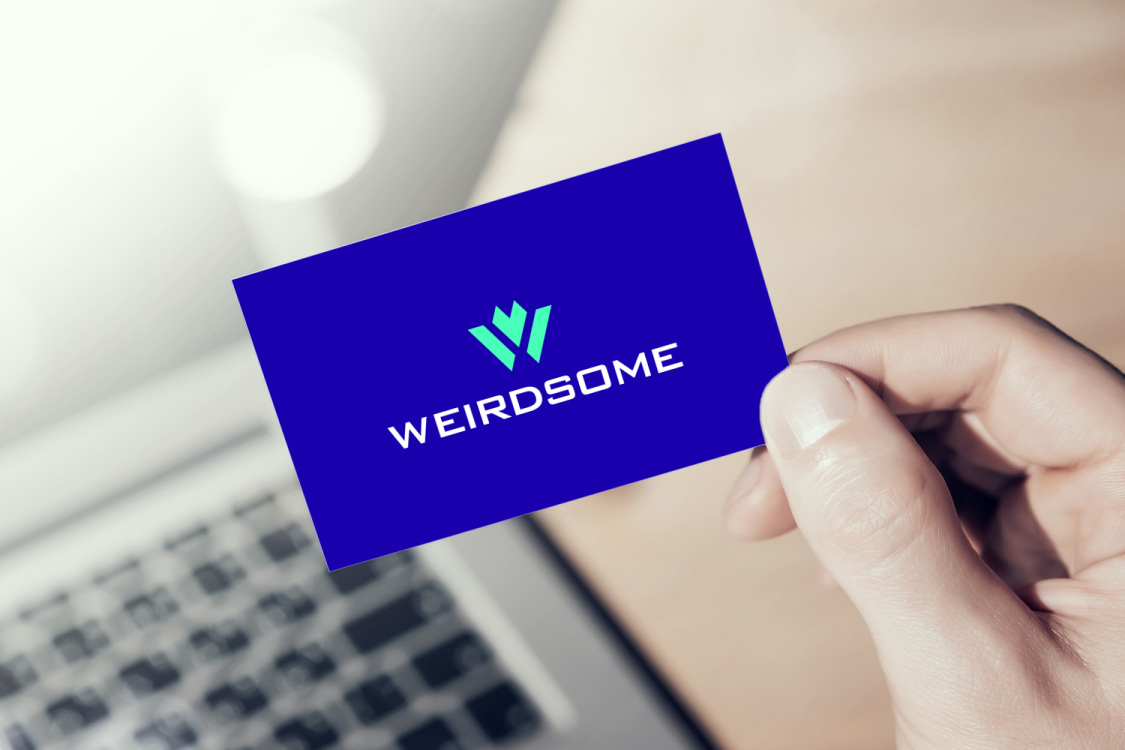 Sample branding #2 for Weirdsome