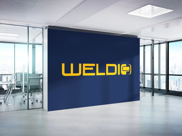 Sample branding #1 for Weldio