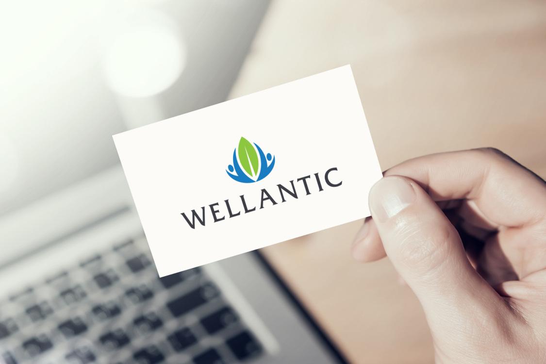 Sample branding #2 for Wellantic