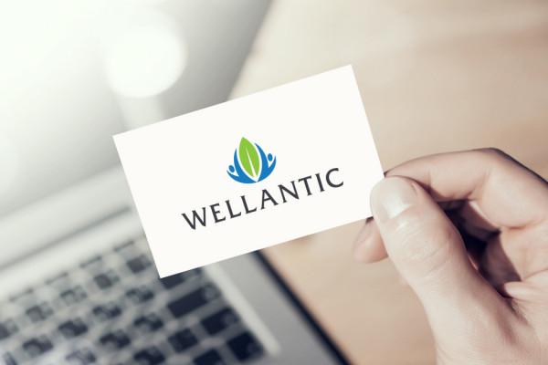 Sample branding #3 for Wellantic