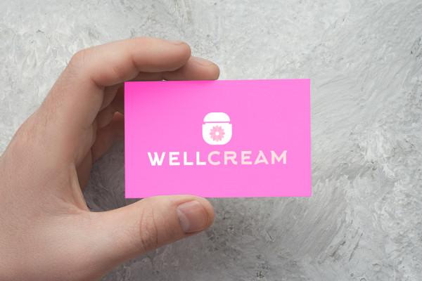 Sample branding #2 for Wellcream