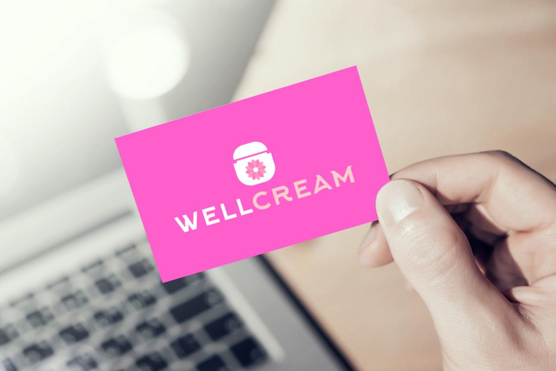 Sample branding #1 for Wellcream