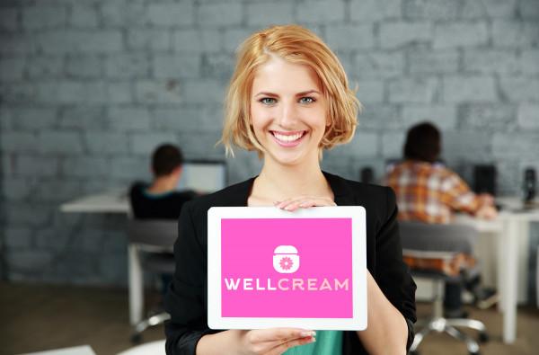Sample branding #3 for Wellcream